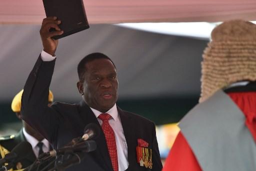 Mnangagwa names new Zimbabwean cabinet
