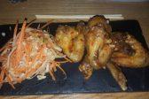 Recipe: Thai sweet chilli chicken wings