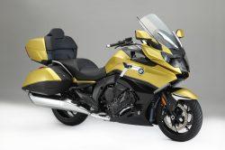 A BMW bike designed for comfort