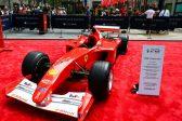 $7.5 million Schumacher Ferrari sets record: Sotheby's