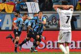 Gremio edge clear in Copa Libertadores final