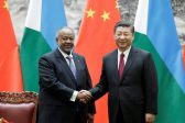 China forges 'strategic' ties with Djibouti after opening base