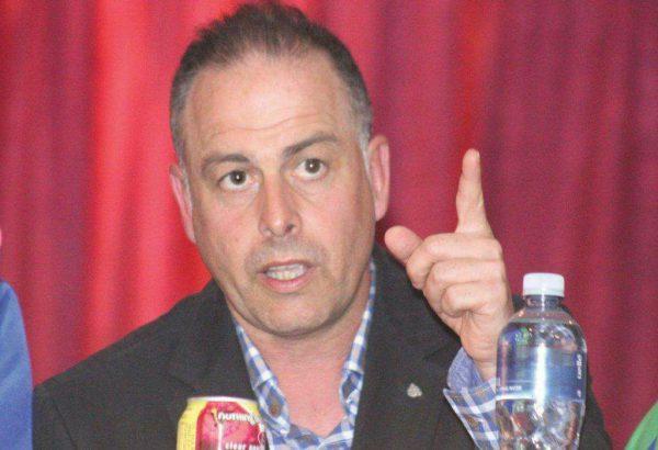 Former Super Eagles FC coach Antonio Jesus Flores