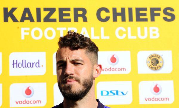 Daniel Cardoso of Kaizer Chiefs (Aubrey Kgakatsi/BackpagePix)