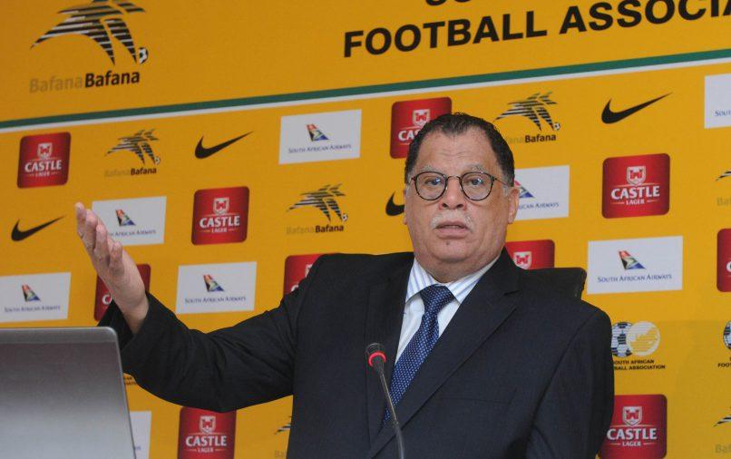 Danny Jordaan, SAFA president. Picture: Sydney Mahlangu /BackpagePix