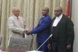 Bongani Bongo takes JZ's lead with 'Stalingrad defence'