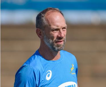 Brendan Venter is known for not wanting to be tied down to one job but is that really good for the Boks and SA rugby in general? Photo: Frikkie Kapp/Gallo Images.