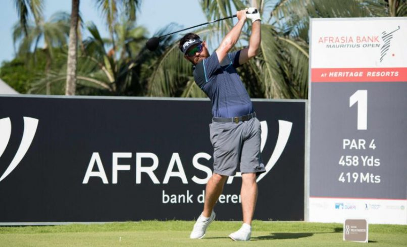 Louis Oosthuizen. Photo: Supplied.