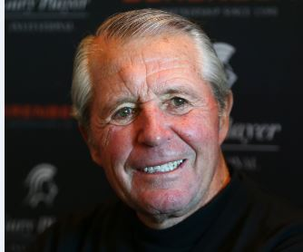 Gary Player. Photo: Marc Strobe/Getty Images.