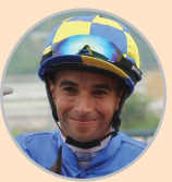 JOAO MOREIRA back in action.