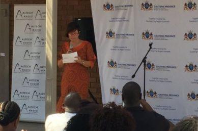 Three Gauteng schools receive gift of ICT labs