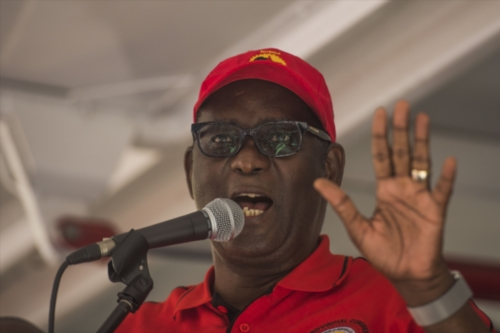 Brown doesn't understand she was complicit – Vavi