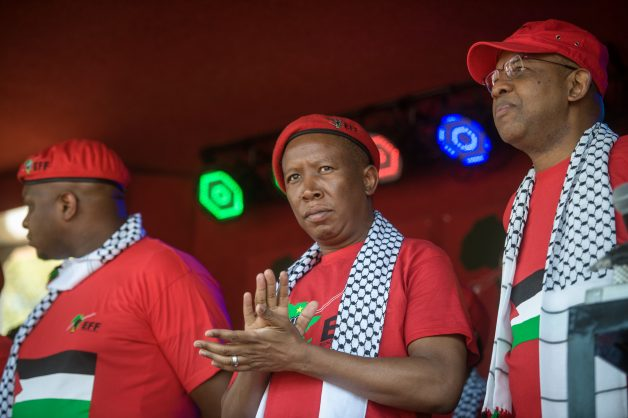 EFF says Motsepe's 'greedy' proposal at Brics forum will only benefit whites