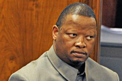 Dismissed Parly secretary to challenge his removal