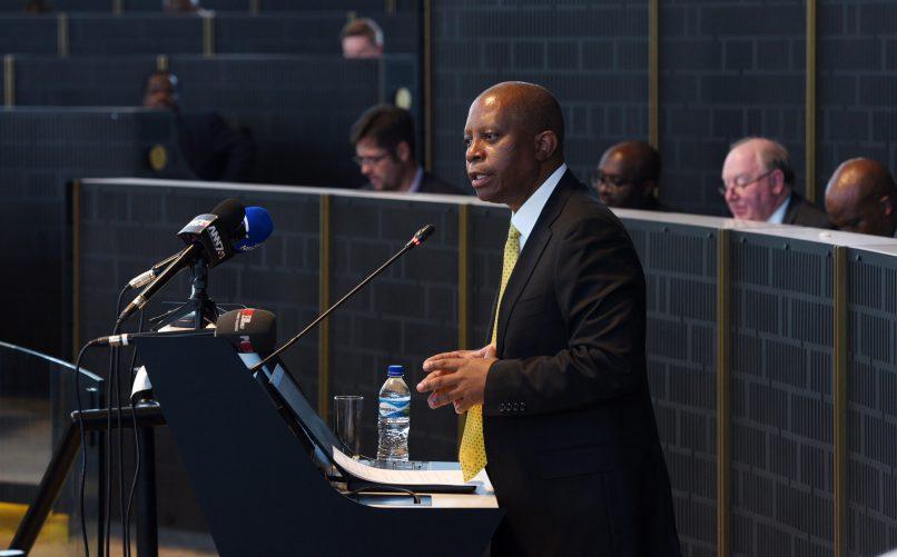 Johannesburg executive mayor Herman Mashaba. Picture: Nigel Sibanda