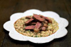 Recipe: Italian griddled beef