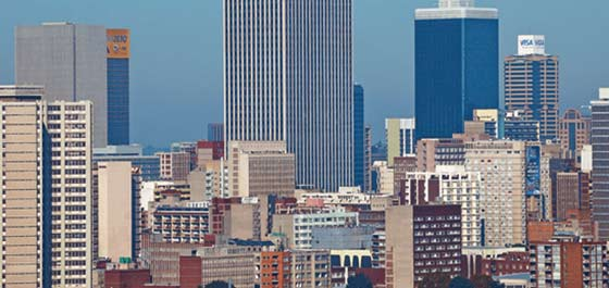 Joburg CBD. Picture: City of Joburg