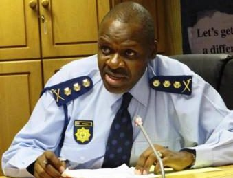 Khehla Sitole calls for manhunt after SAPS captain murdered