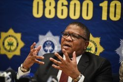 Minister Mbalula, SAPS commissioner welcome take-down of Ngcobo attack suspects