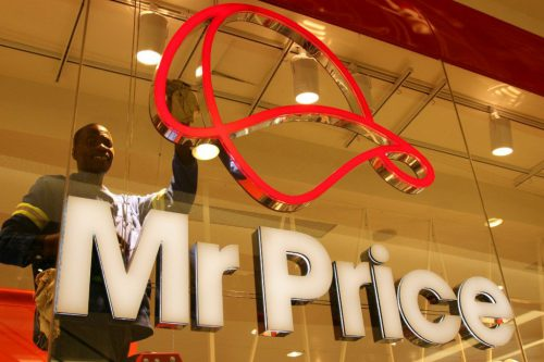 A sick prank took place at a Middelburg Mr Price. Picture: Supplied.