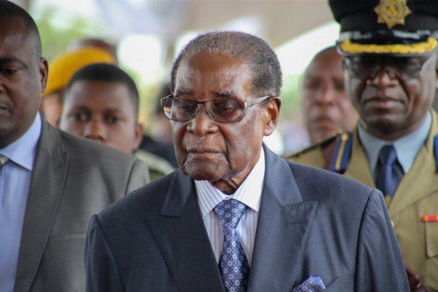 Former Zimbabwean President Robert Mugabe. File photo: ANA