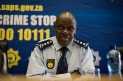 Sitole sends condolences to murdered Tubatse police officer
