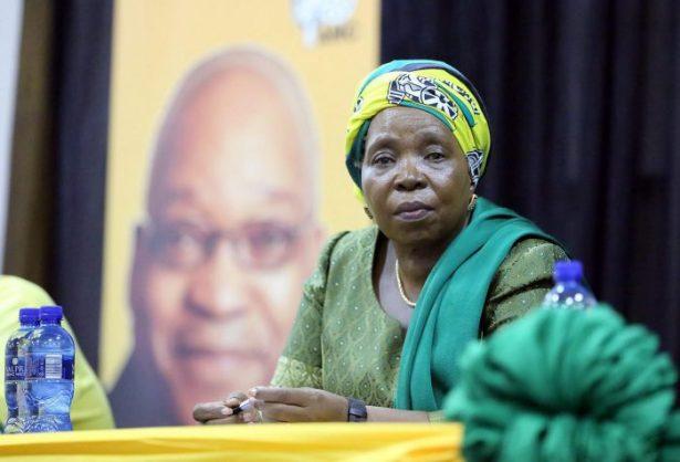 Nkosazana Dlamini-Zuma is a frontrunner for the ANC presidency. PHOTO: Motshwari Mofokeng/ANA PHOTO