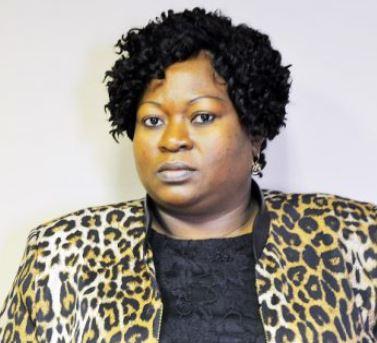 Madibeng Mayor Jostina Mothibe.