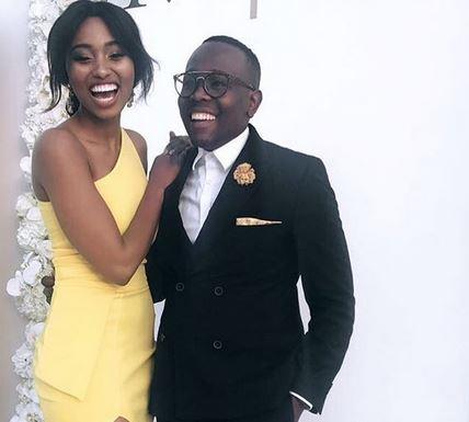 Ntando Kunene and Khaya Mthethwa. Image: Instagram