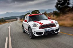 All-new Mini Cooper Countryman JCW is a solid SUV with attitude