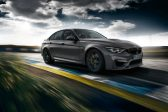 BMW presents limited-edition M3 CS