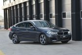 BMW Gran Turismo: looks, comfort and practicality