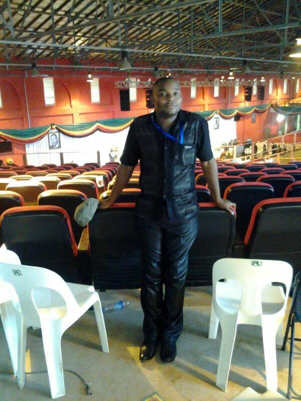 Shadreck Mashayamombe. Facebook.