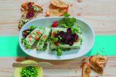 Recipe: Spring terrine with garlic crostini