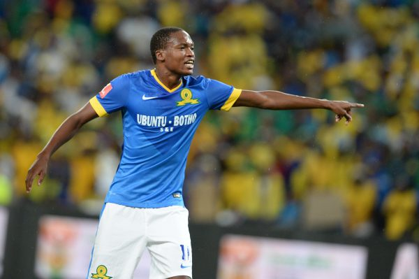 Out-of-favour Sundowns star training with Botswana club