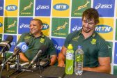 Springboks on tough World Cup start: 'We know what to expect'