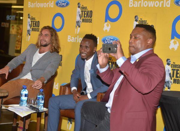 Teko Modise Book Launch