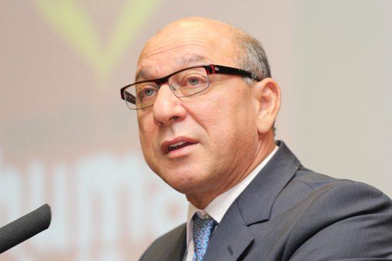 Former Cabinet minister Trevor Manuel.