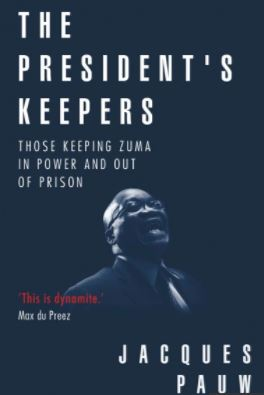 'The President's Keepers' will not be withdrawn from shelves – Publishers