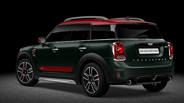 All New Mini Cooper Countryman Jcw Is A Solid Suv With Attitude