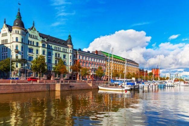 Helsinki, Finland. Picture: iStock