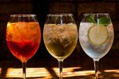 Lock, stock and wine barrel: Wine cocktails