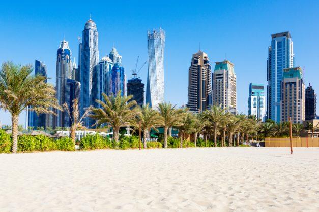 Dubai. Picture: iStock