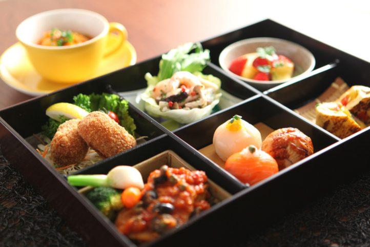 food, Japanese, sushi