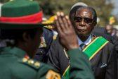 Mugabe has not resigned and remains president of Zimbabwe