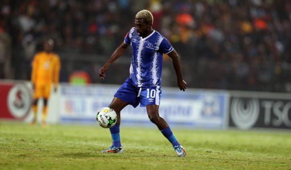 Yazid Atouba of Maritzburg United (BackpagePix)