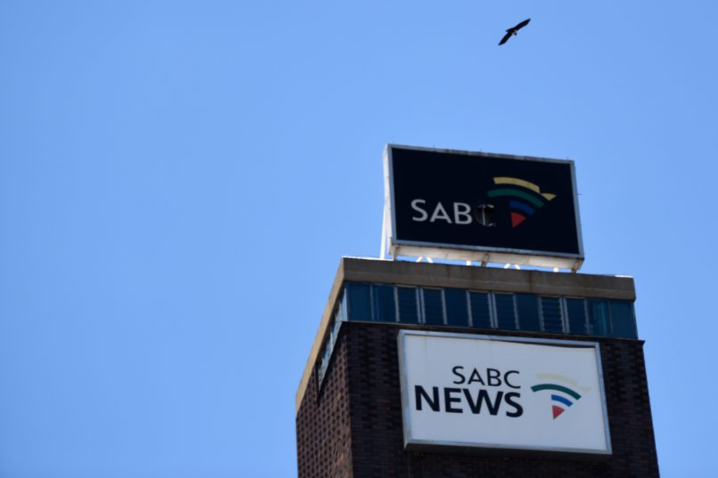 SABC executive management has asked for a full report on Friday's incident Picture: Tracy Lee Stark