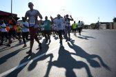 Van Zyl ends local drought at Soweto Marathon