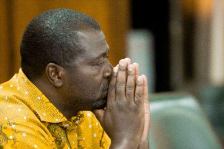 Scopa chairperson Themba Godi. (Photo by Gallo Images / Rapport / Conrad Bornman)