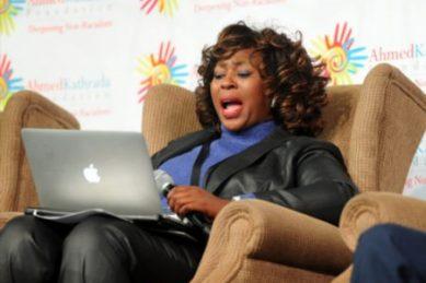 We cannot celebrate Zuma's exit, his army of crooks are at work, says Makhosi Khoza
